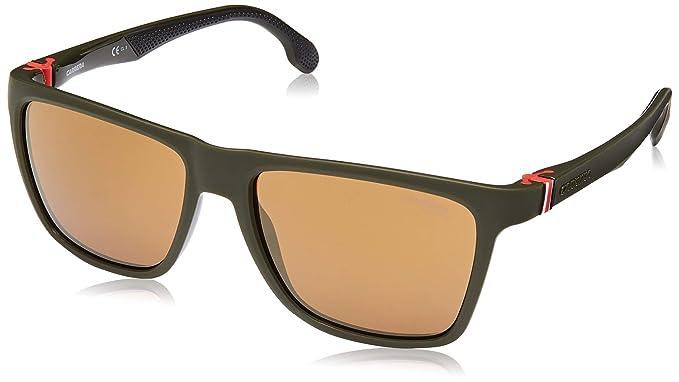 e2cc6037949 Carrera Mirrored Square Unisex Sunglasses - (CARRERA 5047 S DLD 56K1 ...