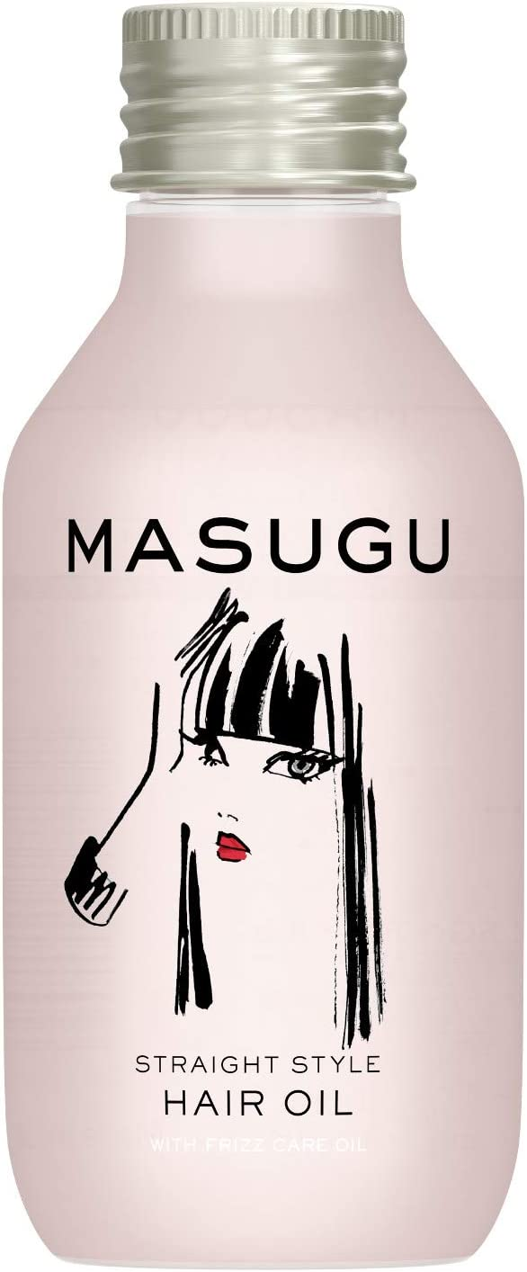 【実証】「MASUGU(まっすぐ)ストレートスタイル ヘアオイル」を美容師が実際に使った評価レビュー