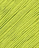 Tahki Cotton Classic Yarn (3726) Bright Lime Green By The Each