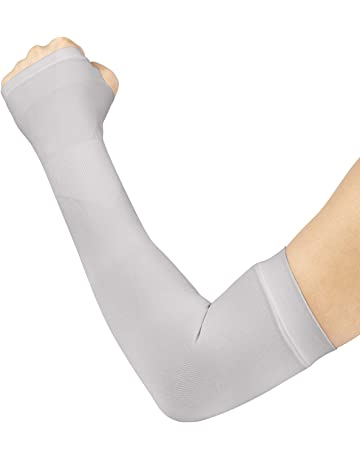 Science Sloth UV Sun Protective Outdoors Stretchy Cool Arm Sleeves Warmer Long Sleeve Glove