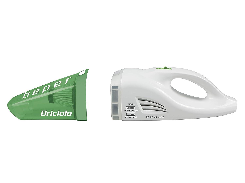 BEPER 50.401 Aspirabriciole Briciolo Acciaio