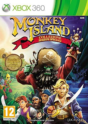 Xbox 360 - Monkey Island Special Edition Collection - [PAL EU]