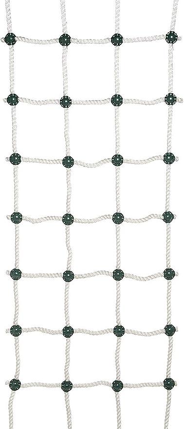 Safe-Kidz™ Cargo Climbing Net, 100% Polyester Rope Ladder, 96