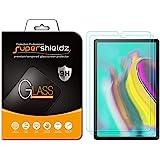 Supershieldz - Protector de pantalla para Samsung Galaxy Tab S5e / Tab S6 (10,5 pulgadas), cristal templado, antiarañazos, si