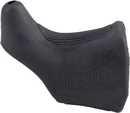 Pair Rustines Campy Style Brake Hoods Black