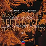 Beethoven: The Early String Quartets (Op. 18, Nos. 1-6)