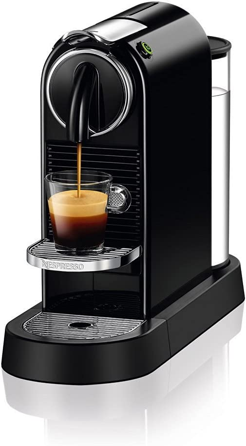 Amazon.com: Nespresso CitiZ Espresso Machine, Black (Discontinued ...
