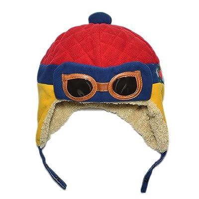 2cce2f801376b2 WAN ROU Hot Selling Baby Girl Boy Infant Cute Bonnet Warm Pilot Hat Cap  Bebe Toddler Fashion Hats Beanie Headwear Kids Boys Caps Accessories