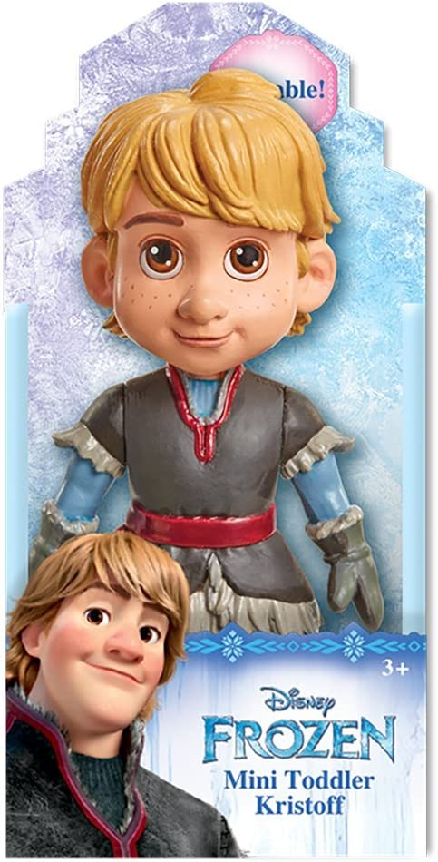 Disney Frozen Mini 3 Toddler Kristoff Doll