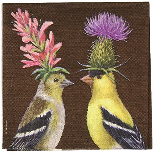 Paperproducts Design Goldfinch Cocktail Multicolor