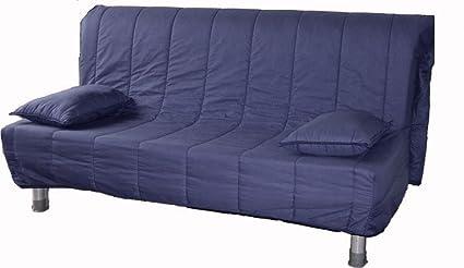 Sofá cama para descanso diario, con colchón viscoelástico ...