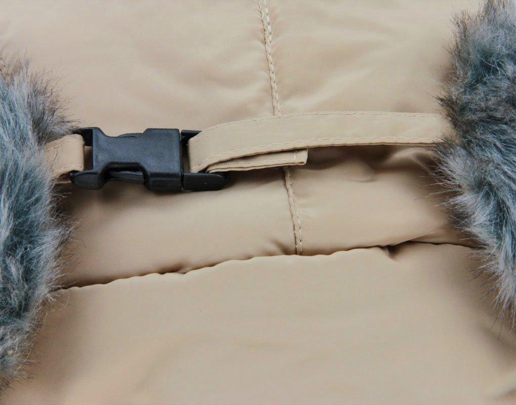 Berretto termico unisex per linverno anti vento con finta pelliccia con maschera da viso staccabile per sci e snowboard Berretto Trooper BXT paraorecchie