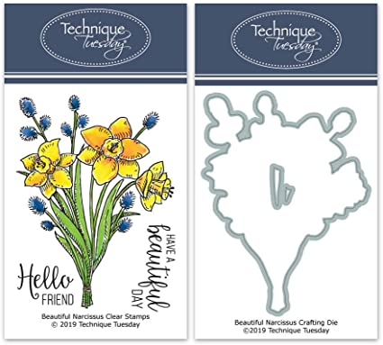 Beautiful clear stamps