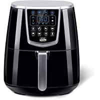 Kent 16033 1350-Watt Air Fryer (Black)