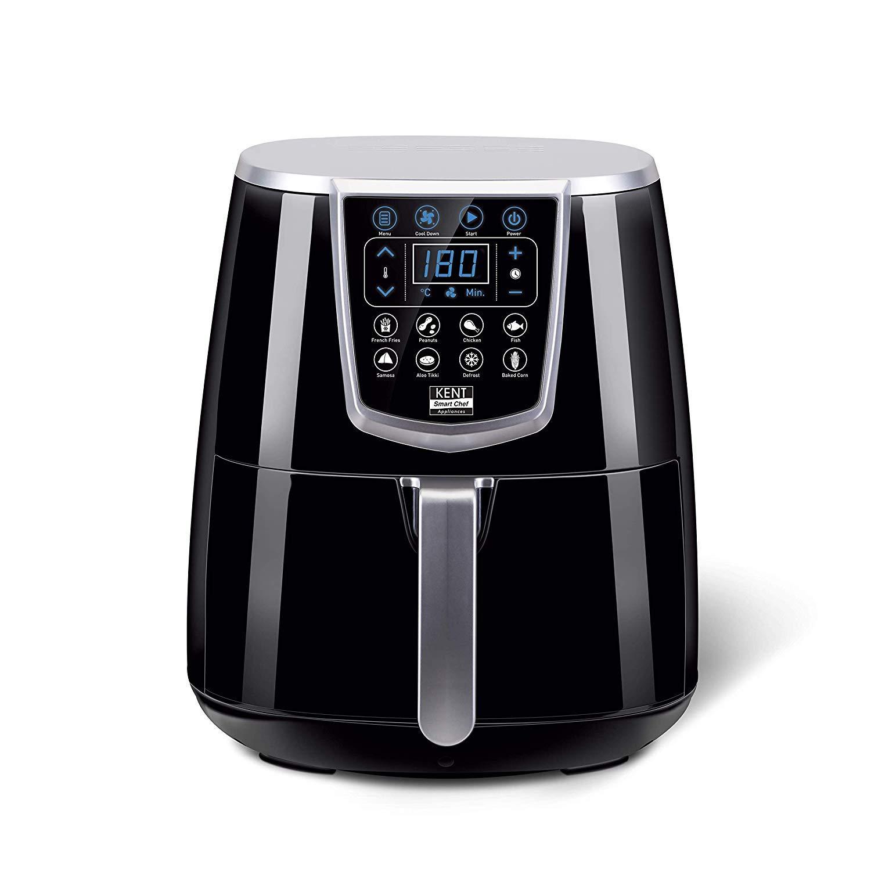Kent 16033 1350 Watt Air Fryer Black