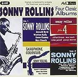 Four Classic Albums: Sonny Rollins Plus 4 / Sonny Rollins Volume 1 / Sonny Rollins Volume 2 / Saxophone Colossus by Sonny Rollins (2010-05-11)