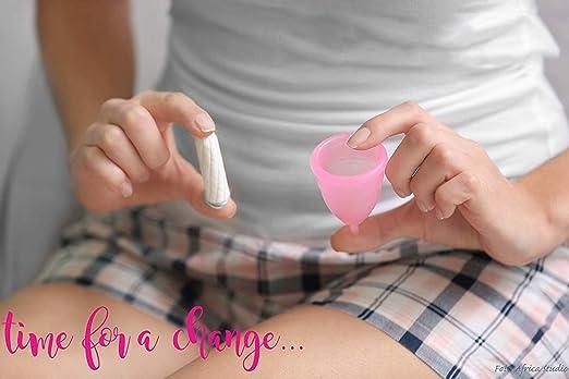 Copa Menstrual Talla S, Copa Menstrual Lily Cup Compact, Copa ...