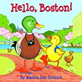 Hello Boston!, Martha Zschock, 0981943004