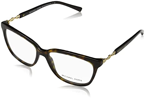 40d743b13a35 Image Unavailable. Image not available for. Colour: Michael Kors MK8018  Sabina IV Glasses in Dark Tortoise ...