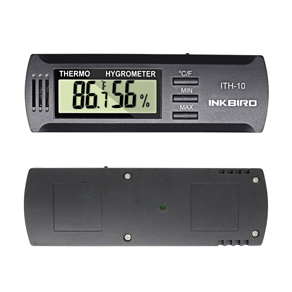 Inkbird Dc 3V Input Digital Thermometer & Humidity Meter Hygrometer ITH-10 by Inkbird (Image #8)