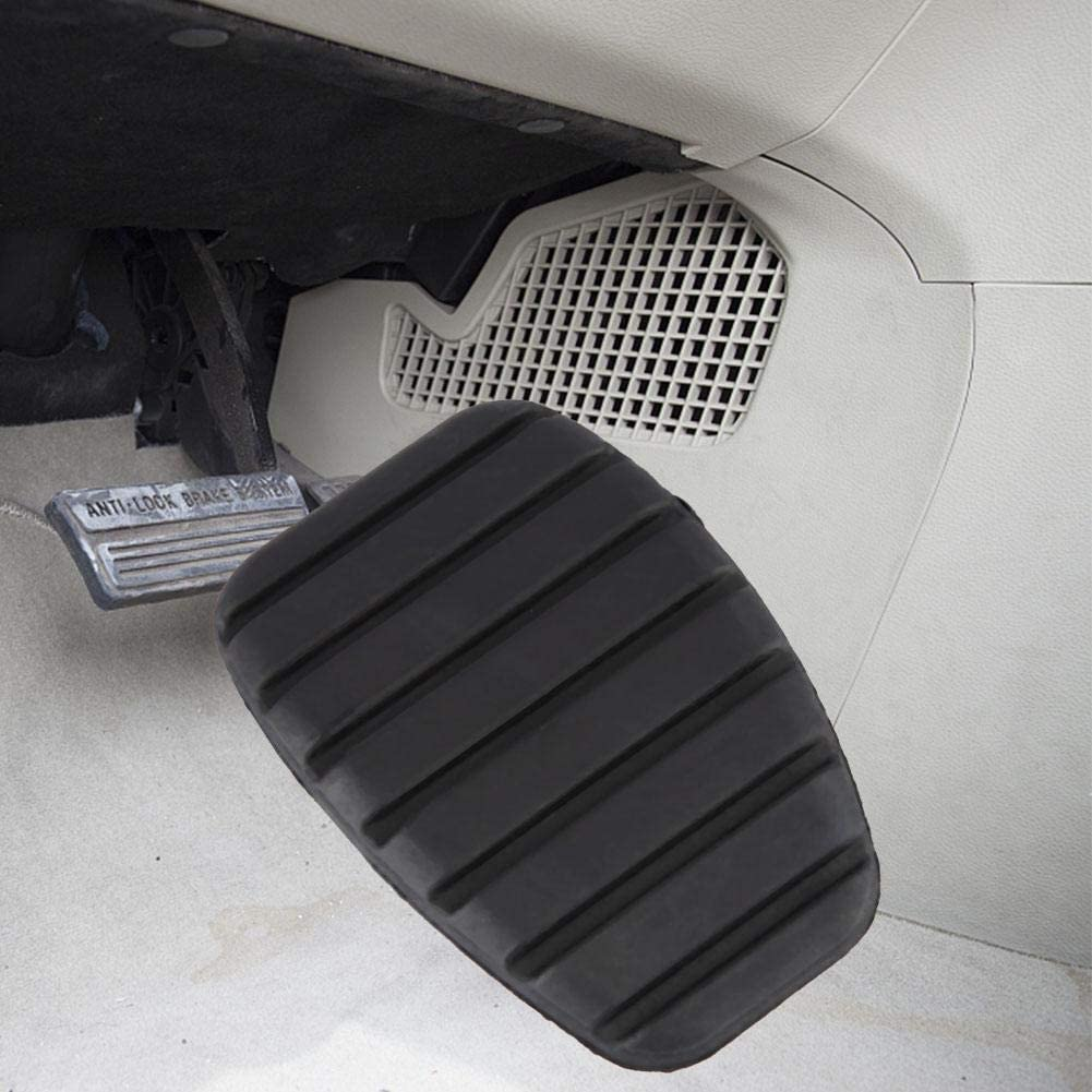 Embrague Pedal Almohadilla de goma para Renault Clio Megane Kangoo Laguna Almohadillas para pedal