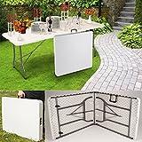 ProBache - Table pliante d'appoint portable pour camping ou réception 180 cm