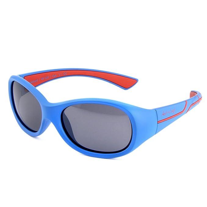 ActiveSol Gafas solares deportivas para niños | Niñas y niños | 100% protección UV 400