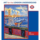 Art for the London Underground 2015 Wall Calendar