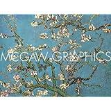 Mandorlo in fiore, 1890by VINCENT Van Gogh Art Print poster