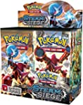Pokemon XY Steam Siege Booster Box Ne...
