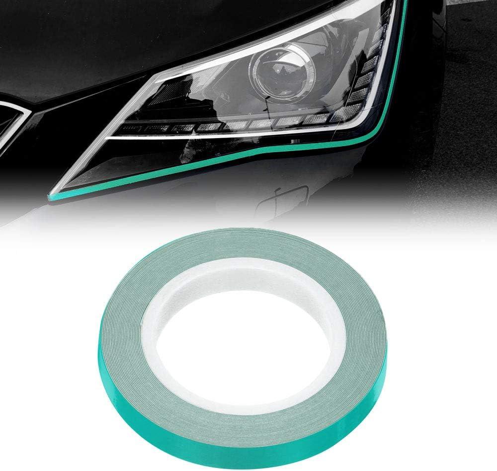 4R Quattroerre.it 10802 Selbstklebende Eyeliner Dekorstreifen f/ür Auto Scheinwerfer Verde Petronas 7 mm x 3 mt Gr/ün