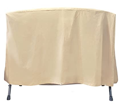Grand Patio Outdoor Swing Cover, Weather Resistant 3 Triple Seater Swing  Cover, Waterproof