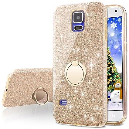 Amazon.com: Silverback - Carcasa para Samsung Galaxy S5 (con ...