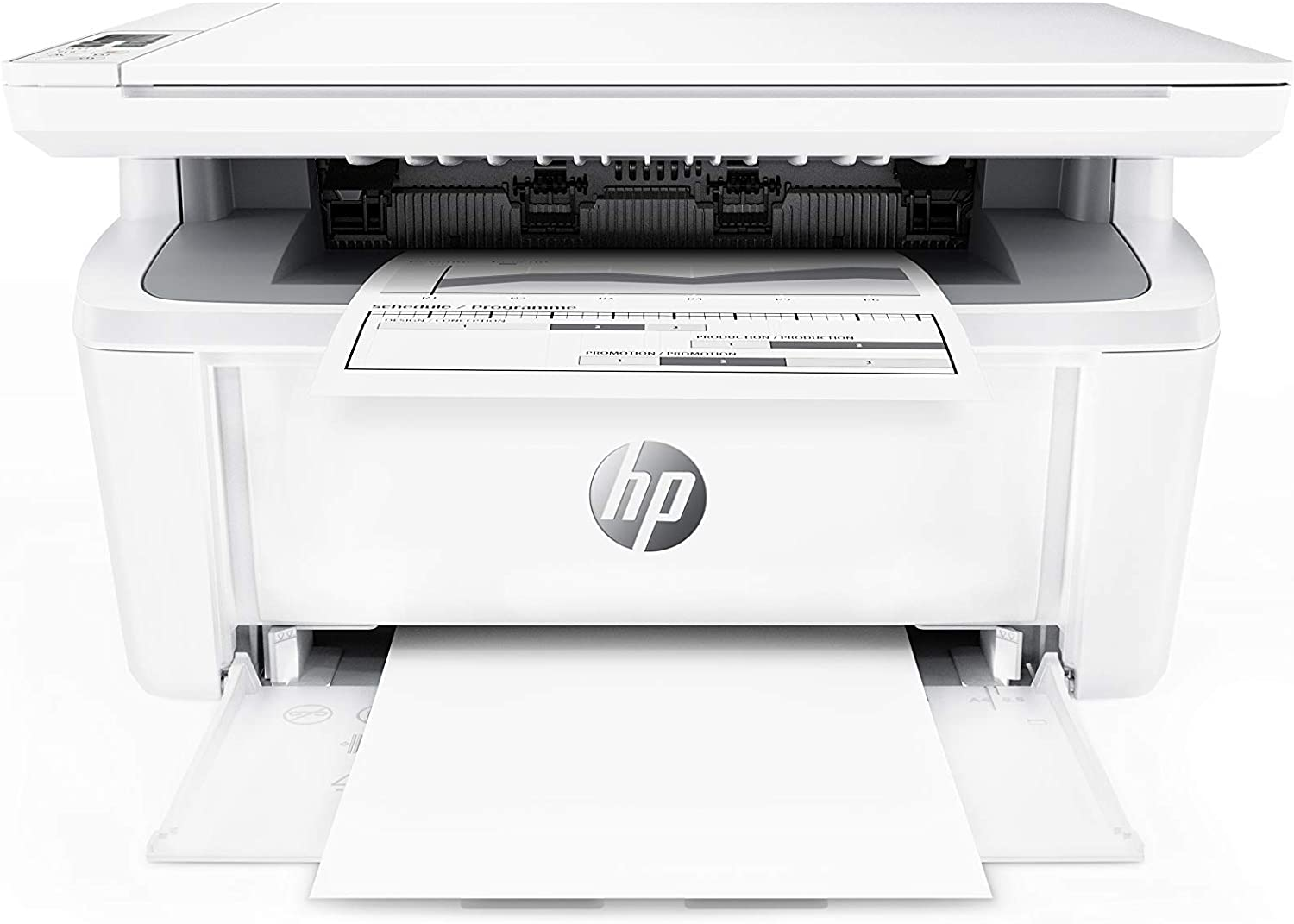 HP Laserjet Pro M31w All-in-One Wireless Monochrome Laser Printer with Mobile Printing (Y5S55A) (Renewed)