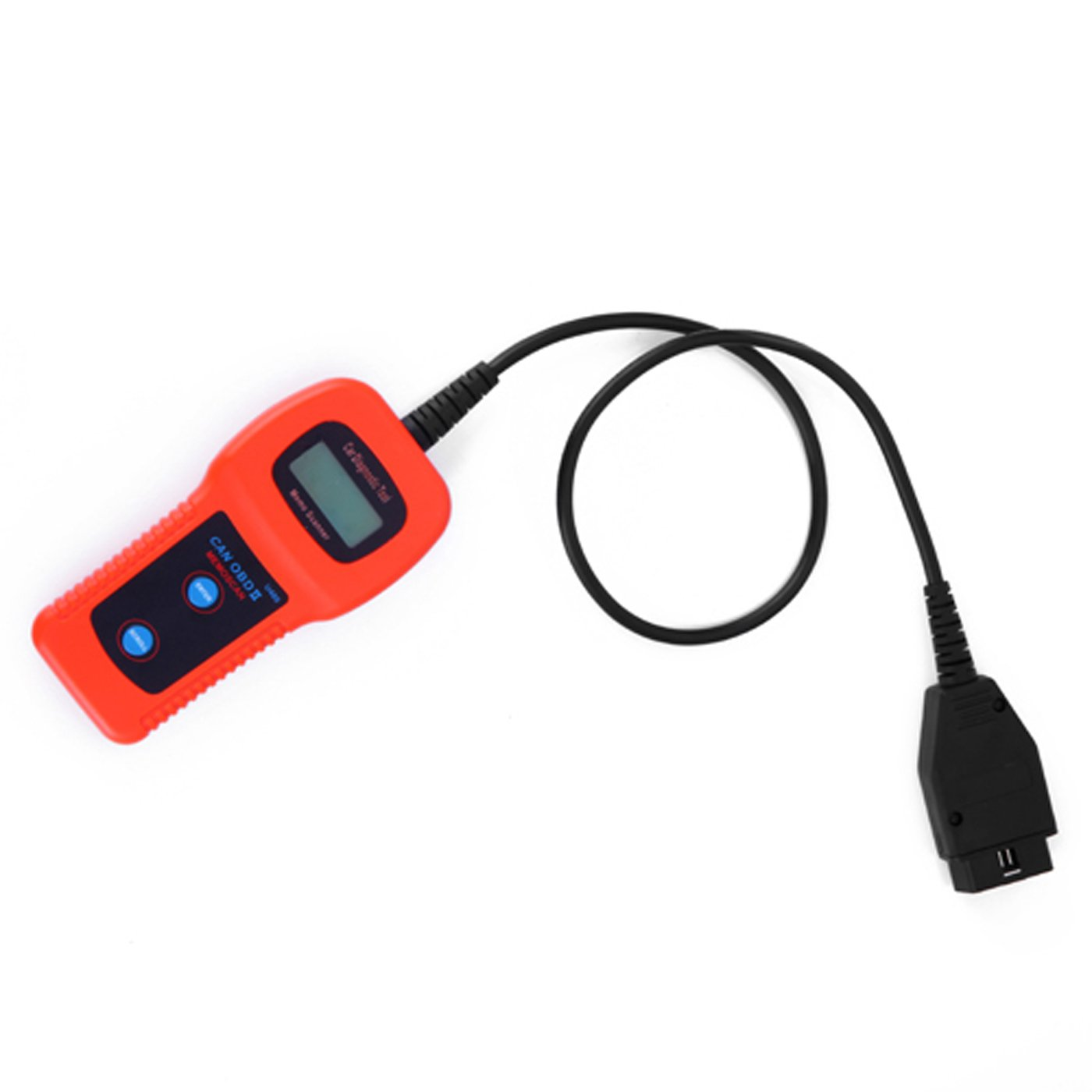 HDE U480 CAN-BUS OBD2 OBDII Car Scanner Universal Fault Code Reader Auto Diagnostics Tool Check Engine Light with LED Display by HDE (Image #4)