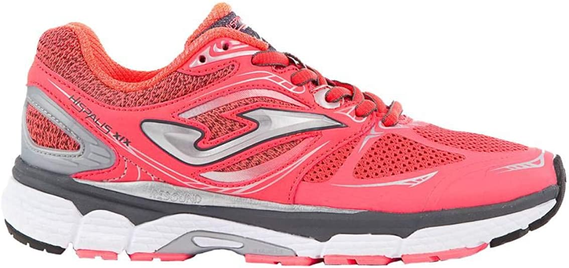 Zapatillas Joma HISPALIS Lady 707 Coral - Color - Coral, Talla ...