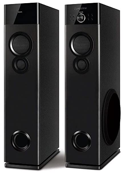 92d0b21811e Philips SPA9120B 94 Tower Speakers with Bluetooth Price  Buy Philips ...