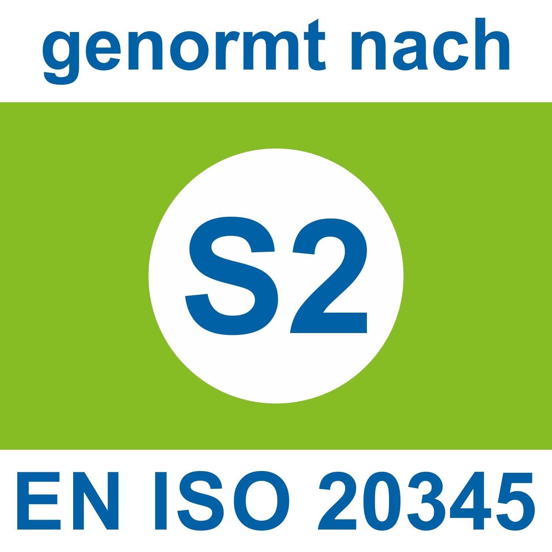 Atlas TX 40 Sicherheits-Halbschuhe S2 SRC EN ISO 20345 schwarz blau  38 2/3 EU Nike 831070-601 hul8Y0