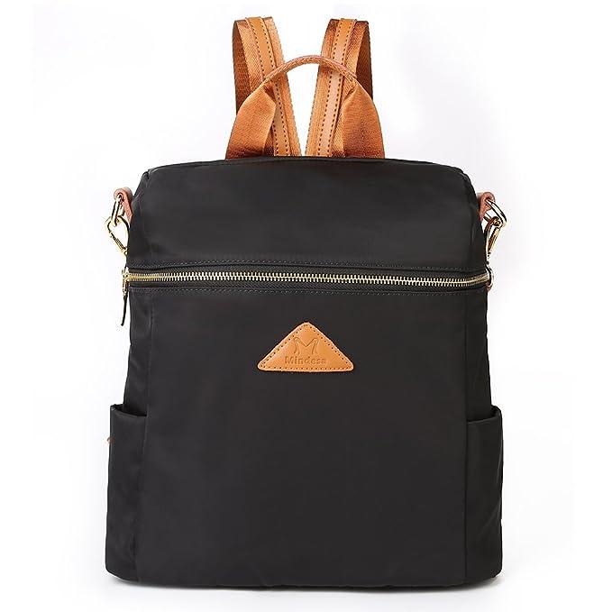 ac637c176619 FANTUO Women Backpacks Water Resistant Nylon Backpacks Lightweight Mini  Travel Purse School Waterproof Bag for Women