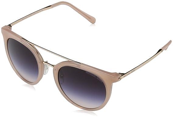 Michael Kors Damen Sonnenbrille Ila 32704 X 50, Dark Tort/Fuschiamirror, 50