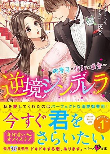 逆境シンデレラ~御曹司の強引な求愛~ (ベリーズ文庫)