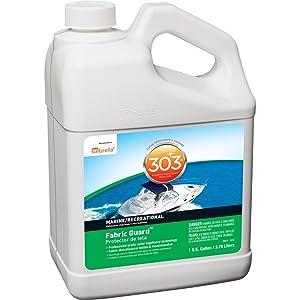 AMRS-303-30674.125 * 303 Aerospace Fabric Guard Water Repellant - 1 gallon