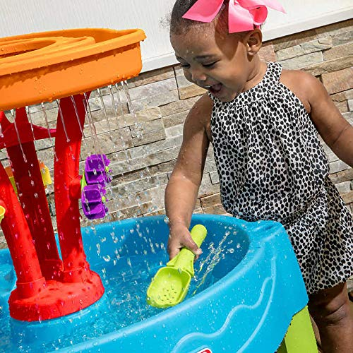 BBT2 STEP Seaside Showers Water Table with Accessories by BBT2 STEP (Image #1)