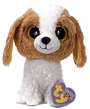 Ty - Peluche perro, 15 cm (United Labels 36012TY)