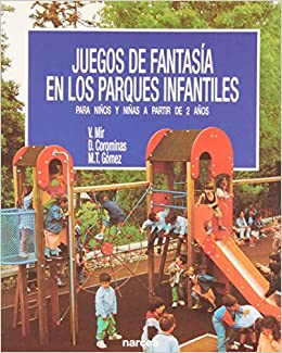 Juegos De Fantasia En Los Parques Infantiles Para Ninos Y Ninas A