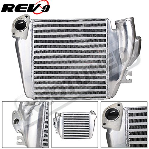 Rev9Power ( ICK-059 ) Subaru WRX 08-14 ( NON- STI ) / Legacy 2005-2009 / Forester XT 2009-2013 EJ25 Turbo Top Mount Intercooler Kit Huge UpGrade Bolt On Bolt-on