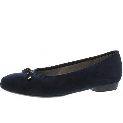 Jenny by ara Pisa Ballerina blau: : Schuhe