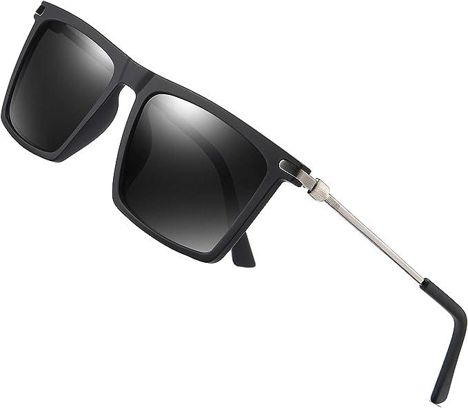 Amazon.com: LEIMI 8823 - Gafas de sol polarizadas para ...