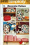 Simplicity 5495 Sewing Pattern Kitchen Appliance