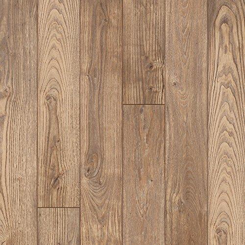 Mannington Hardware 22322 (S) Restoration Collection Chestnut Hill Laminate Flooring, 12mm, -